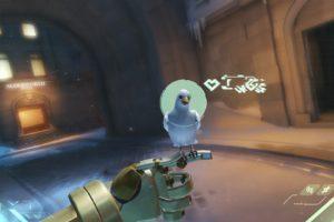 Bastion (Overwatch), Overwatch, Snow, Ganymede