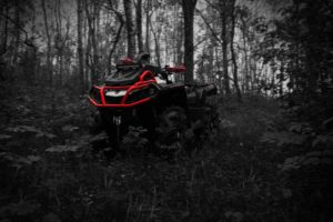 quad, Outlander, Can am, Brp, Landscape