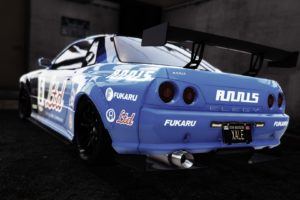 gamers, Grand Theft Auto V, Nissan Skyline R32, Video games