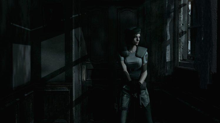 Resident Evil Resident Evil Hd Remaster Jill Valentine