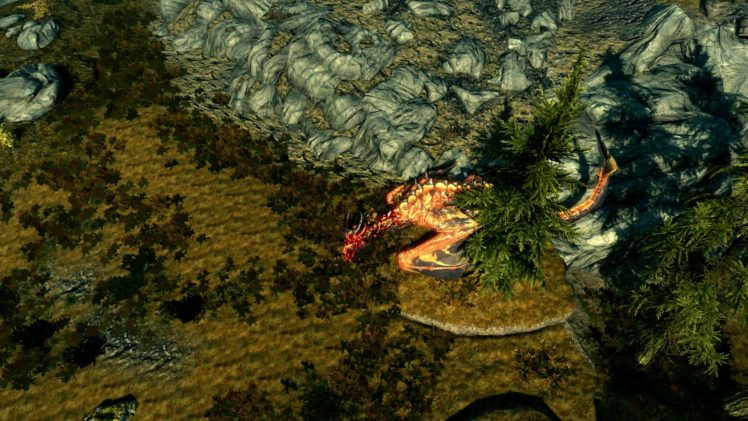 The Elder Scrolls V: Skyrim, Dragonborn, Tamriel, Video games HD Wallpaper Desktop Background