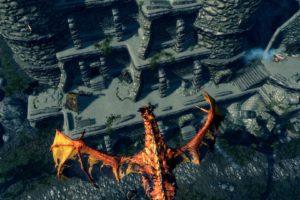 dragonborn, The Elder Scrolls V: Skyrim, Bethesda Softworks, Video games