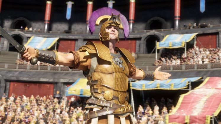 Ryse: Son of Rome, Ryse, Rome, War, Video games HD Wallpaper Desktop Background
