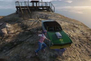 Grand Theft Auto V, Grand Theft Auto Online, Uncle Sam, Grand Theft Auto, Video games