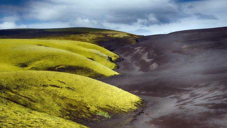 Iceland, Landscape, Nature HD Wallpaper Desktop Background