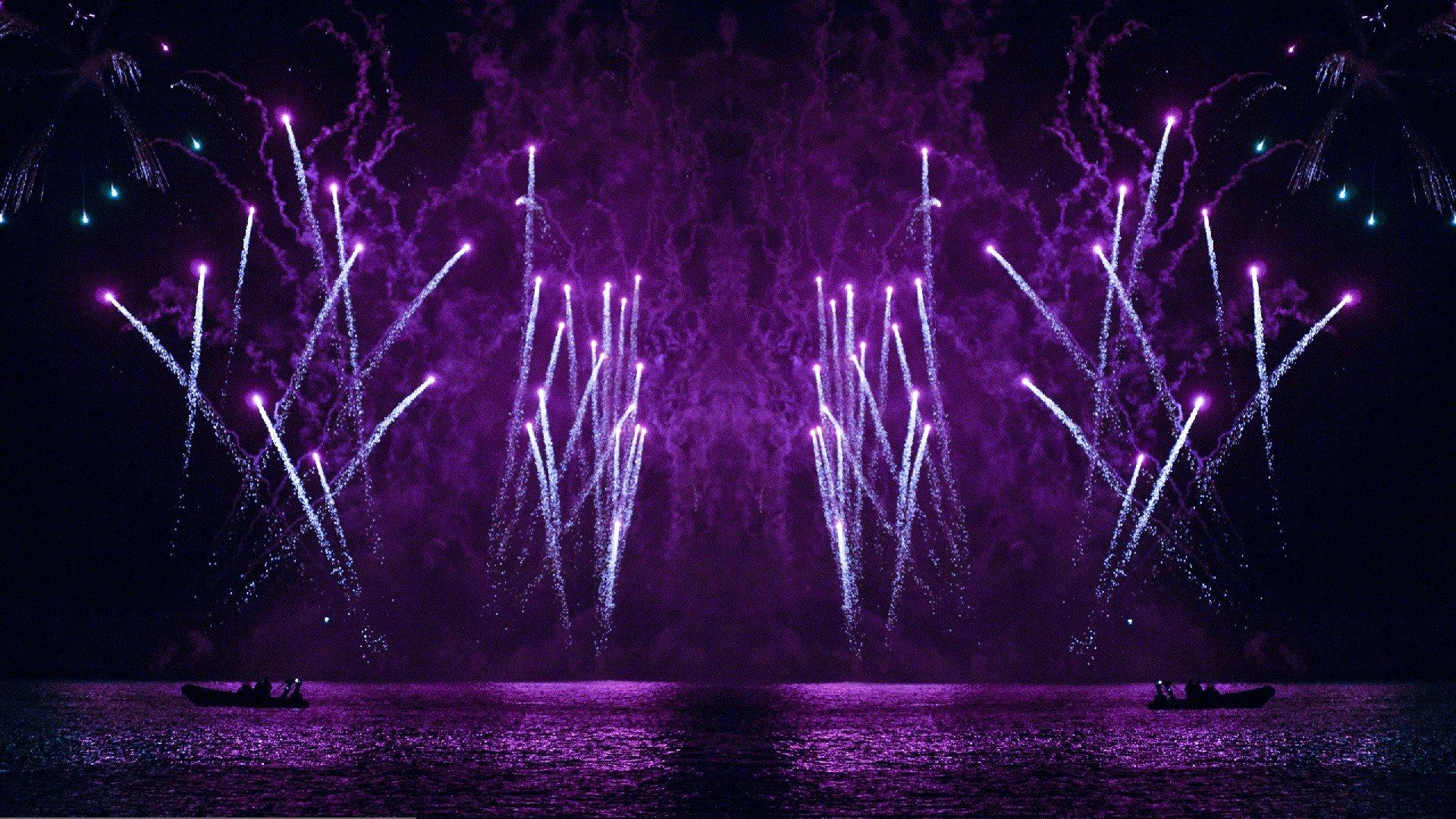 fireworks desktop wallpaper hd