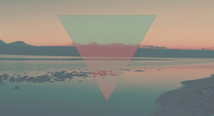 minimalism, Mountains, Desert HD Wallpaper Desktop Background