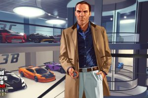 Rockstar Games, Grand Theft Auto V, Grand Theft Auto Online, DLC, Car, Vehicle, Garages
