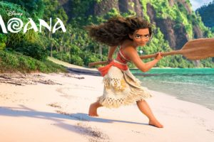 Disney princesses, Moana, Vaiana