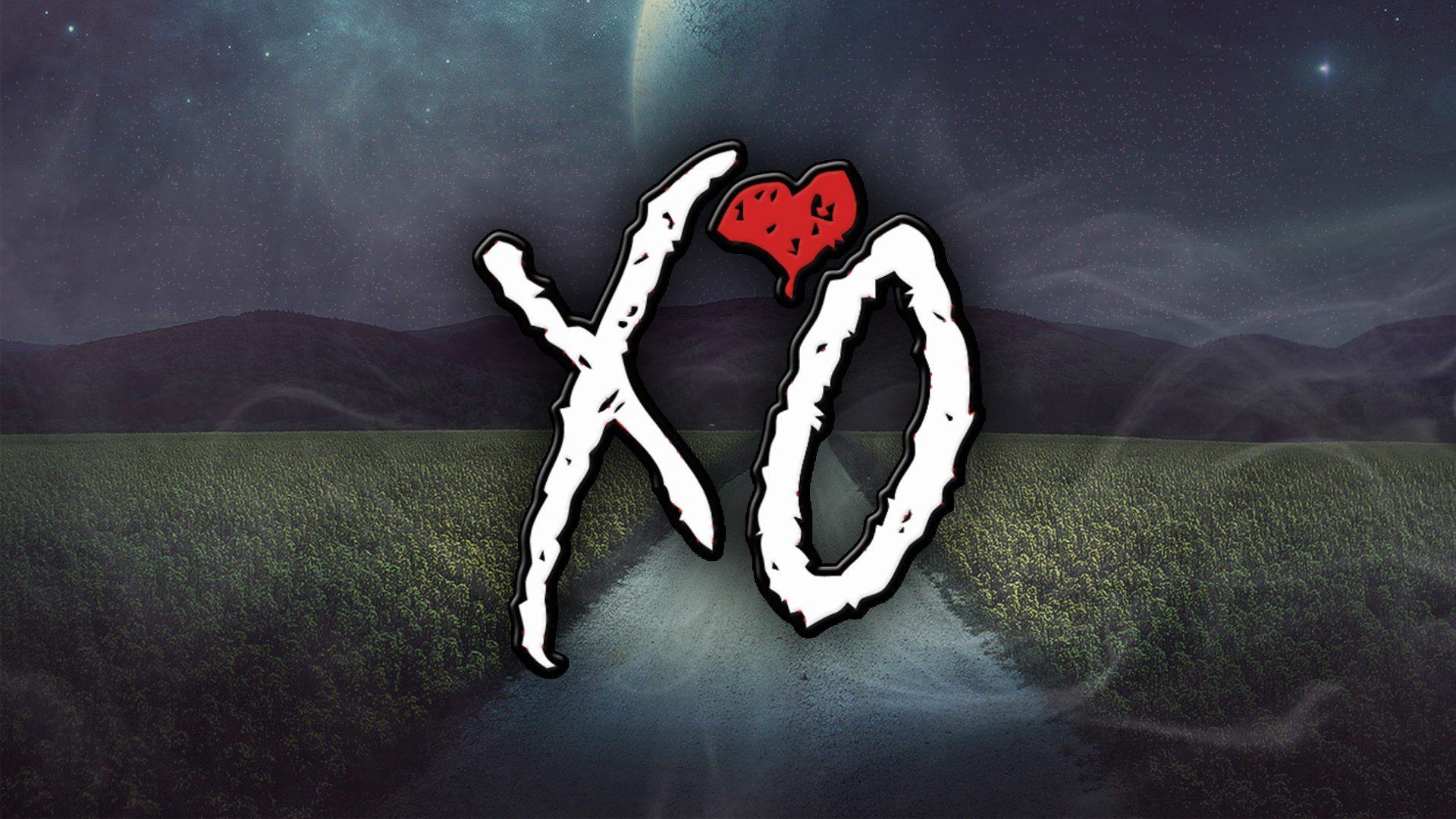 The Weeknd, XO, Landscape, Space HD Wallpapers / Desktop and Mobile Images & Photos