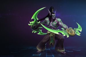 Illidan, World of Warcraft, Video games, Heroes of the storm