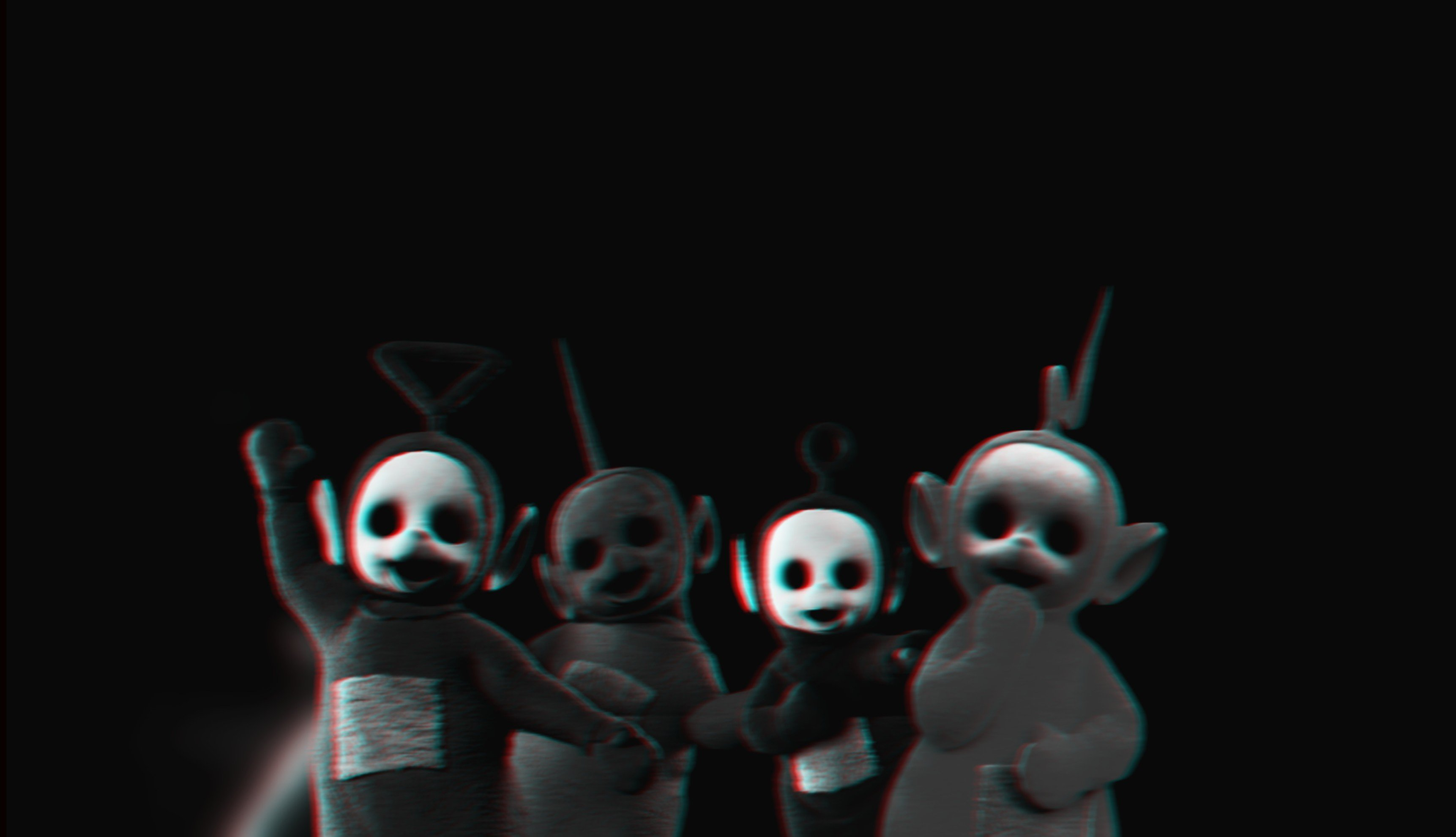 teletubbies horror hd wallpapers desktop and mobile