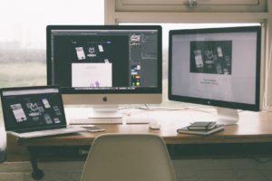 businessmen, Freelance, Black, White, Books, Computer, Desk, Electronic, Office, Internet, MacBook, Monitor, Maus, Tablet, Phone, Window, Smartphone, Technology, Laptop, Keyboards