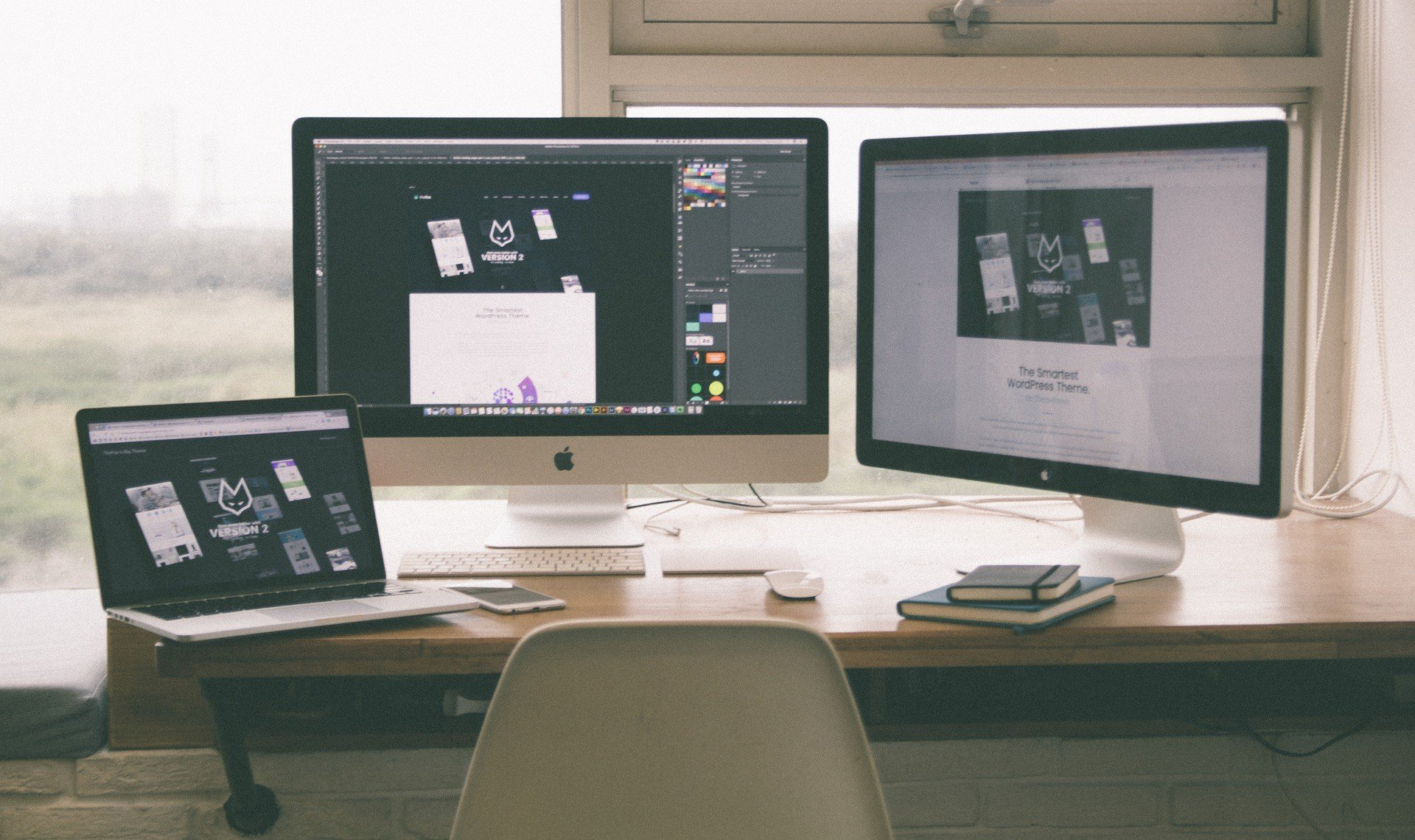 Businessmen Freelance Black White Books Computer Desk Electronic Office Internet Macbook Monitor Maus Tablet Phone Window Smartphone Technology Laptop Keyboards Hd Wallpapers Desktop And Mobile Images Photos