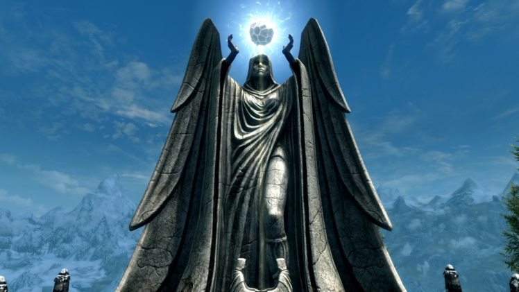 The Elder Scrolls V: Skyrim, Video games, RPG HD Wallpaper Desktop Background