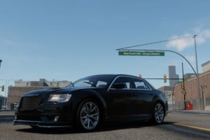 The Crew, Chrysler, Car, Chrysler 300 C