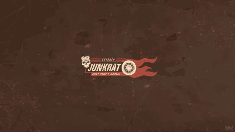 Junkrat, Overwatch, Blizzard Entertainment HD Wallpaper Desktop Background