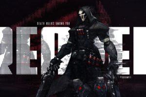 Reaper (Overwatch), Overwatch