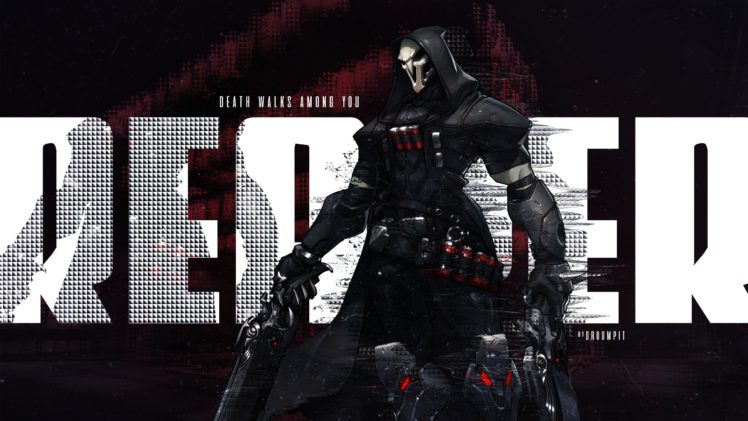 Reaper Overwatch Overwatch Hd Wallpapers Desktop And