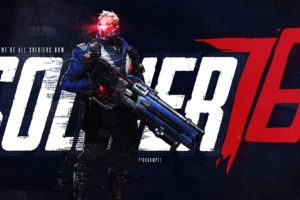 Soldier  76 (Overwatch), Overwatch