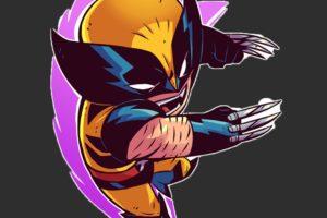 Wolverine, Superhero, Marvel Comics