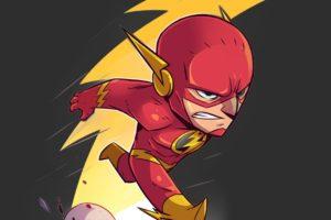 Flash, Superhero, DC Comics