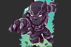 Black Panther, Superhero, Marvel Comics