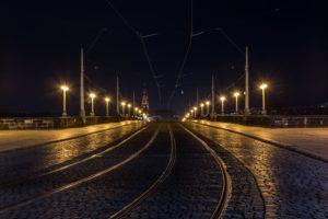 photography, Street, Street light, Dresden