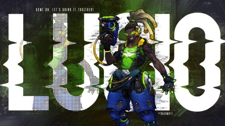 Lúcio (Overwatch), Overwatch HD Wallpaper Desktop Background