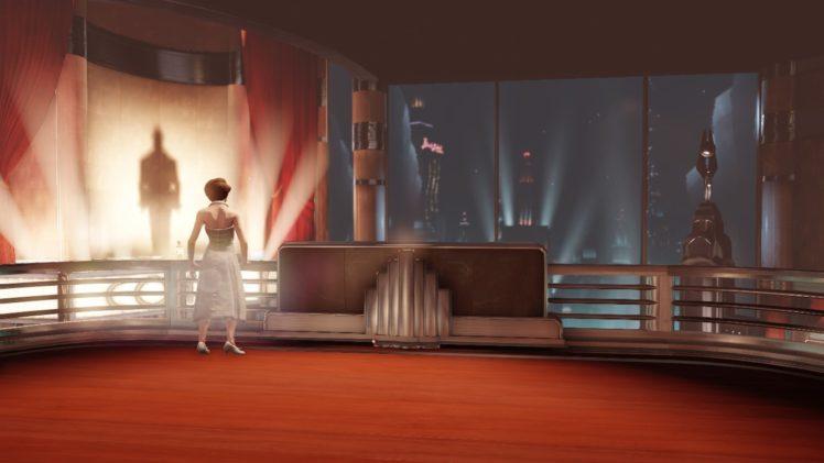 BioShock Infinite Rapture HD Wallpaper Desktop Background