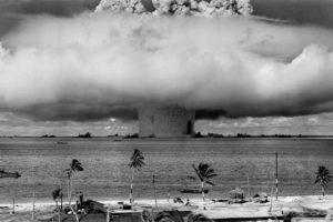explosion, Atomic bomb