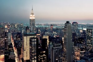 New York City, Cityscape