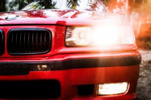 BMW, BMW E36, Car, Red, Msport
