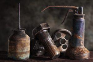 tools, Vintage, Metal, Rust, Screws