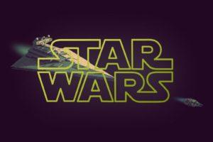Star Wars, Star Destroyer, Millennium Falcon