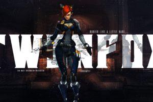 Twinfox (Fanmade) (Overwatch), Overwatch