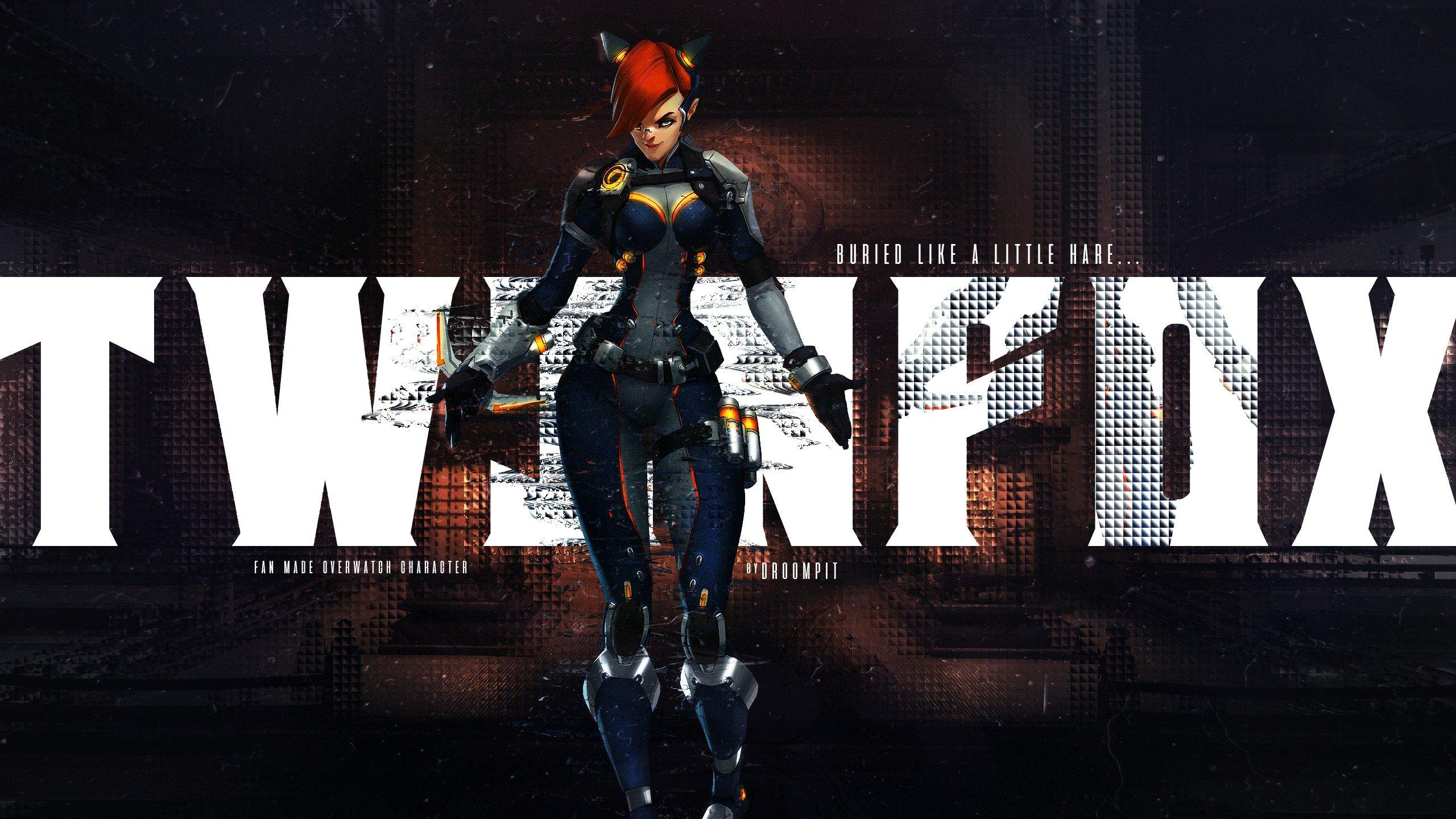 Twinfox Fanmade Overwatch Overwatch Hd Wallpapers