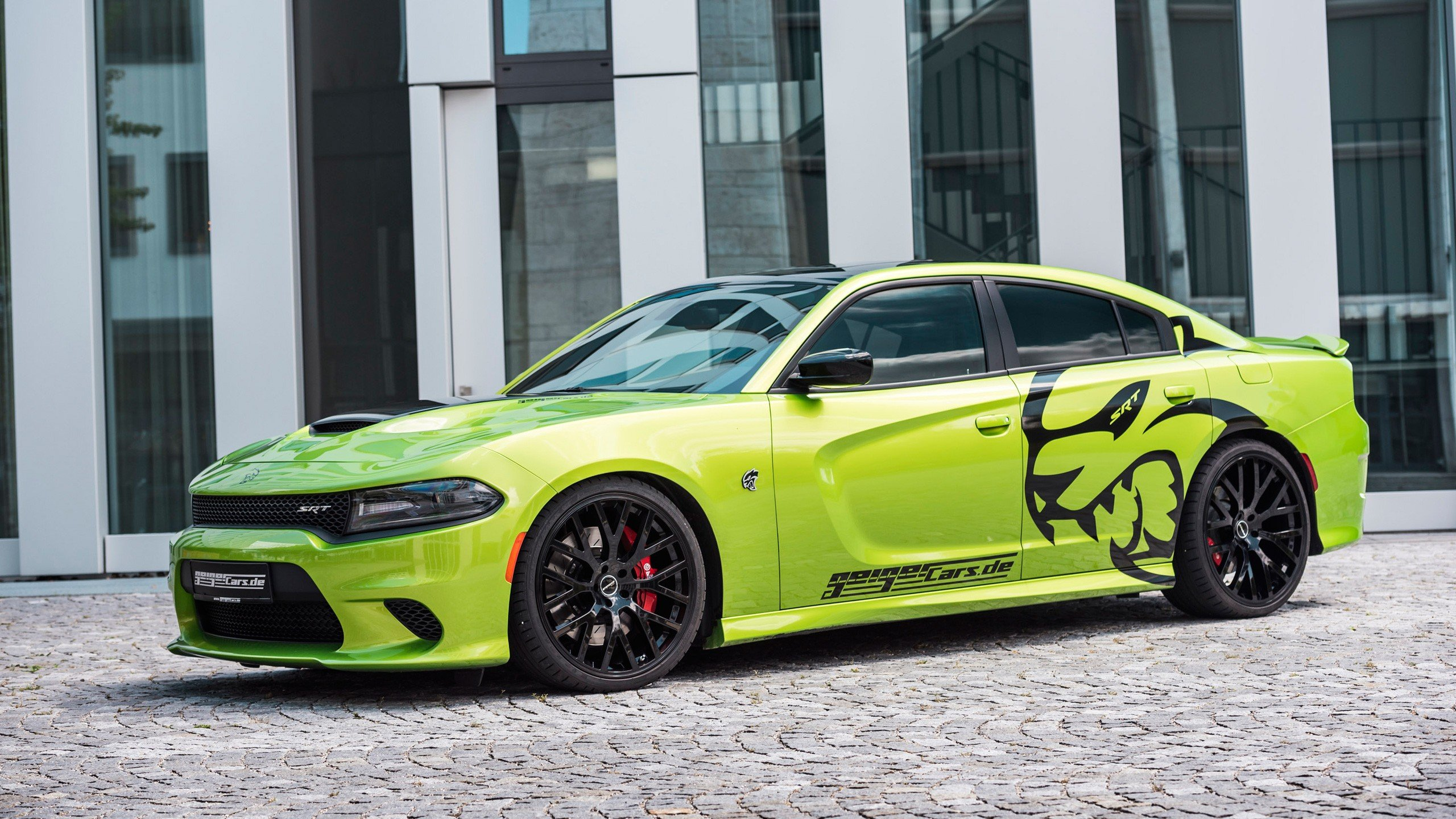 car green car dodge charger hellcat hd wallpapers. Black Bedroom Furniture Sets. Home Design Ideas