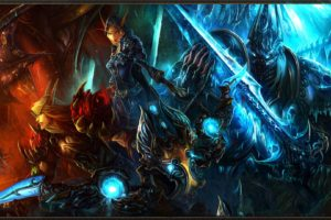 gamers, Warcraft