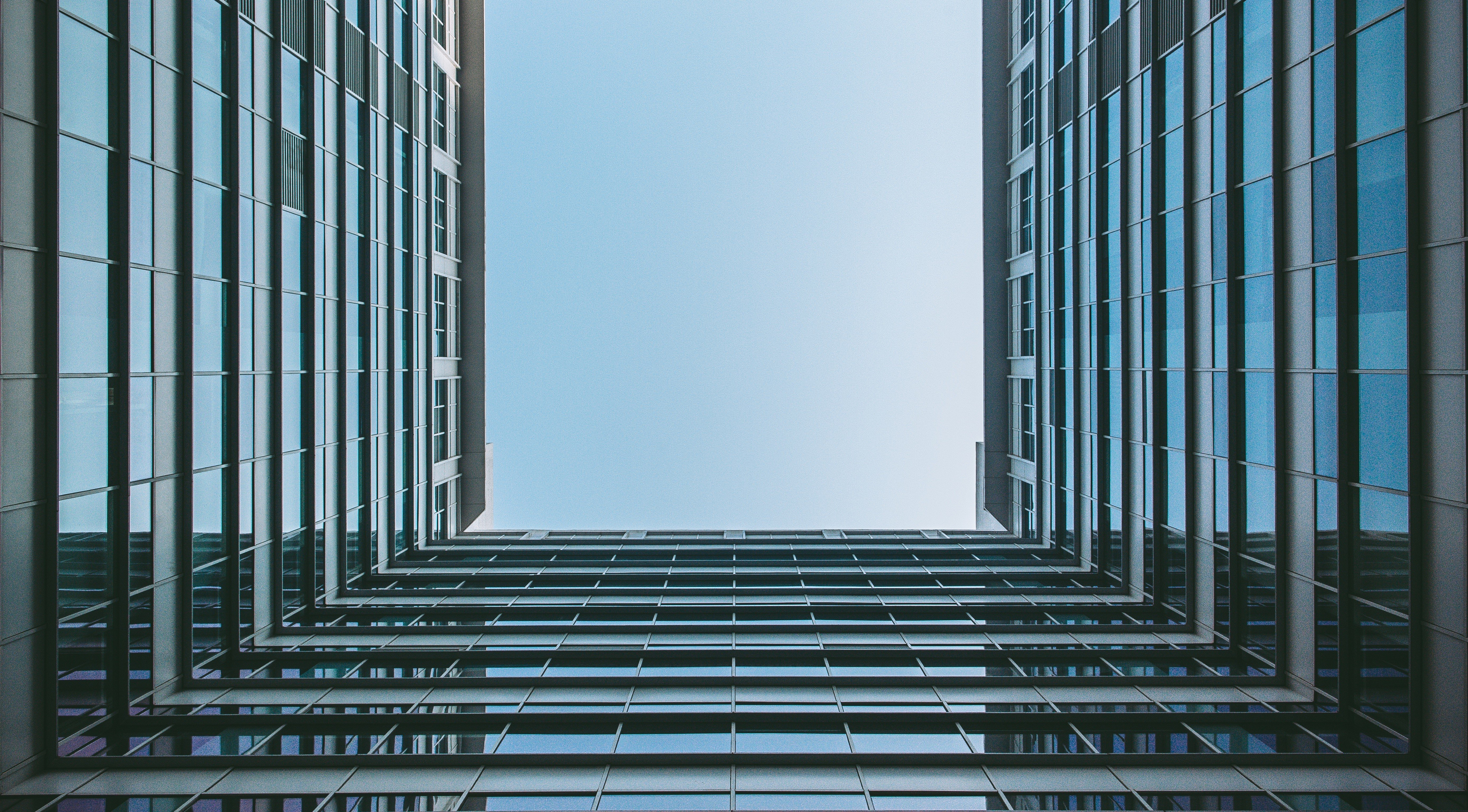 Minimalism, Architecture, Modern, Building, Clear Sky HD