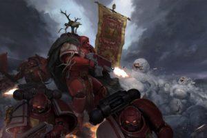 WH40K, Warhammer 40, 000, Space Marine