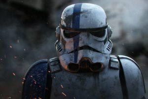 stormtrooper, Star Wars, Realistic