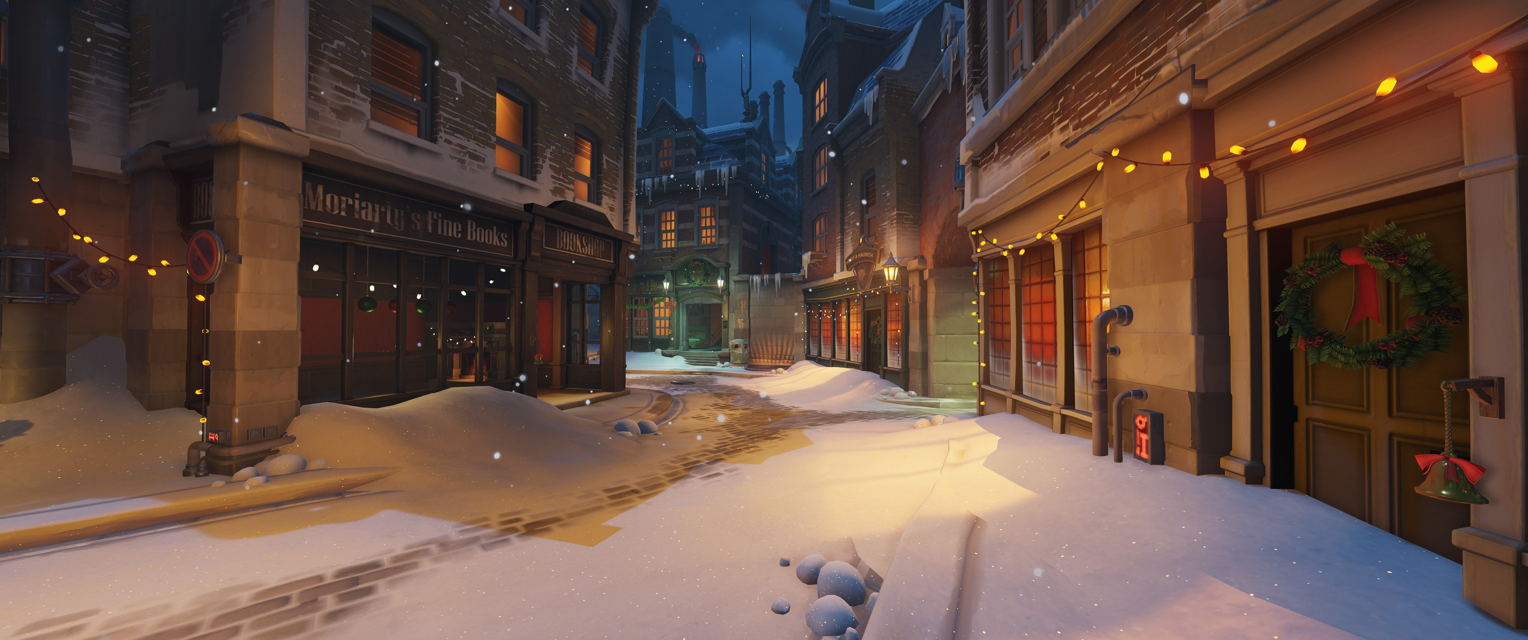 kingsrow  overwatch  christmas hd wallpapers    desktop and