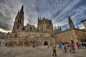 Burgos, City