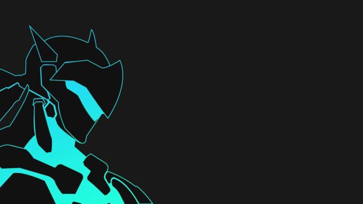 Genji Shimada Genji Overwatch Video Games Hd Wallpapers