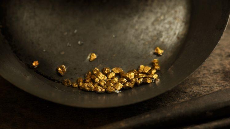 gold, Mineral HD Wallpaper Desktop Background