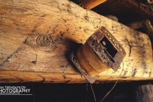 vintage, Copper, Wood, Photography, Transformer winding