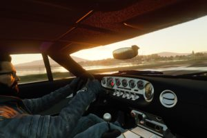 Gordon Freeman, Ford GT 2005, Sunset, The Crew