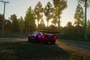 Ford GT 2005, Sunset, The Crew