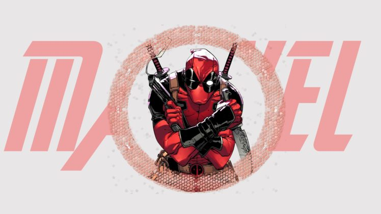 Deadpool Superheroines Marvel Comics Super Heroes HD Wallpaper Desktop Background